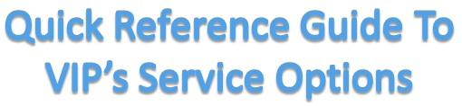Service Comparison Page Title 2