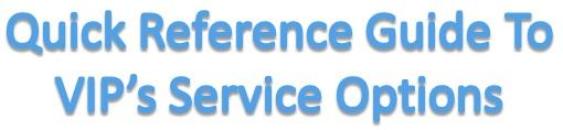 Service Comparison Page Title 2