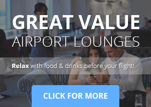 Great Value Aiport Lounges