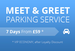 Meet & Greet - 7 Days Parking