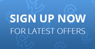 Sign Up Now For Special Offers