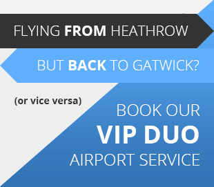VIP DUO Airport Service